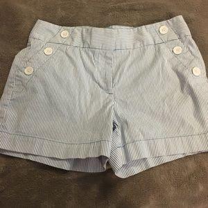 LOFT sailor shirt